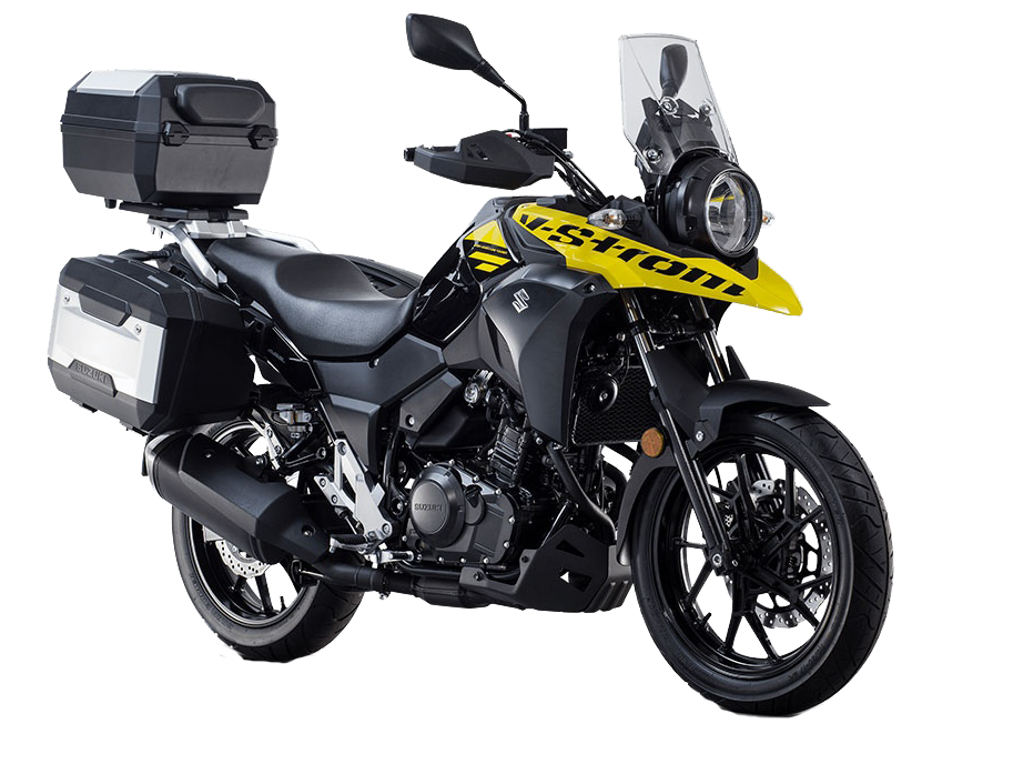 Rent a VStrom 200cc in Athens